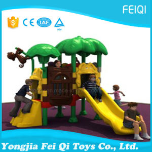 Interesting Popular Outdoor Slide for Baby Full Plastic Series (FQ-19901) pictures & photos