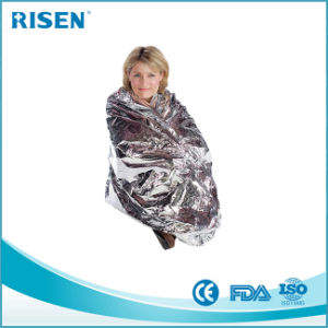 Emergency Blanket First Aid Blanket Safety Blanket pictures & photos