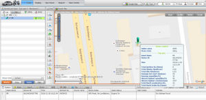 GPS Website Tracking with Position and Fuel Sensor Alert (GT08-KW) pictures & photos
