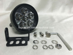 Round E-MARK 18W Osram LED Work Light (GT2009-18W) pictures & photos