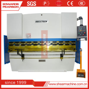 We67k Press Brake Price 2.5 Meter Servo Plate Hydraulic Bending Machine and Electro Hydraulic Folding Machine pictures & photos