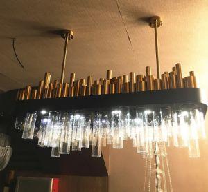 Hanging Light Fixture Fancy Modern Pendant Light (KAP6039) pictures & photos