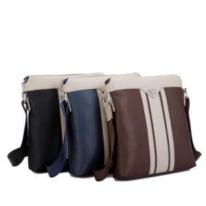 Male Shoulder Bag Leather Messenger Bag pictures & photos