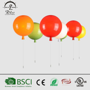 Creative Colour Balloon Lamp Wall Lamp for Kid Room pictures & photos