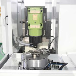 [High Efficiency] Vertical Automatic Balancing Machines for Disc Shape Rotor pictures & photos