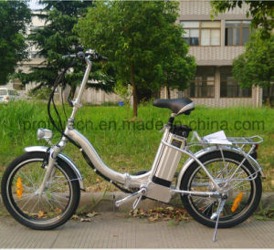 250W 36V Lady Ebike with Throttle pictures & photos