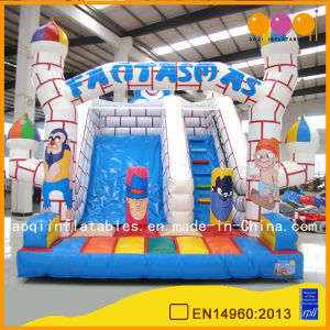 Fantasy Castle Inflatable Slide Inflatable Games on Sale (AQ09164) pictures & photos