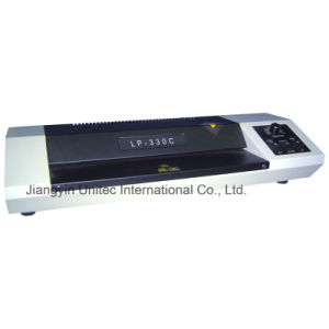 Office Hot Selling Pouch Laminator Laminating Machine Lp-230c/Lp-330c pictures & photos
