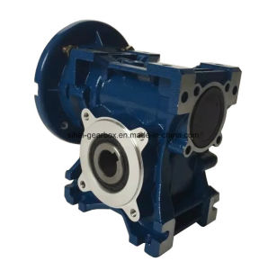 Nmrv Series Hollow Shaft Worm Gear Reducer Horizontal Gearbox pictures & photos