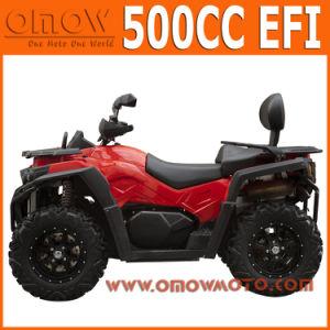 EEC EPA 500cc Four Wheeler ATV 4X4 pictures & photos