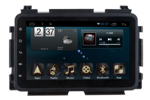 Android 6.0 System Car DVD Player Navigation GPS for 2016 Honda Xrv 10.1 Inch with Bluetooth/TV