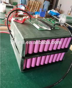 72V 30ah Lithium Ion Battery Pack for Motorbike pictures & photos