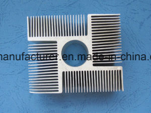Heat Sink Aluminium Alloy Extrusion Profile for Door and Window pictures & photos