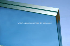 Safety Curved Laminated Glass for Building pictures & photos
