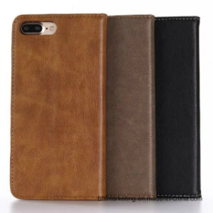 PU Leather Wallet Cell Phone Case for iPhone pictures & photos