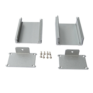 Ae-045 Aluminum Extrusion Enclosure with Mounting Bracket pictures & photos