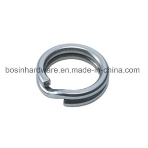 14mm Stainless Steel Fishing Snap Split Ring pictures & photos