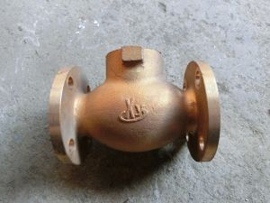 Bearing Manufacturer Swing Check Valve pictures & photos