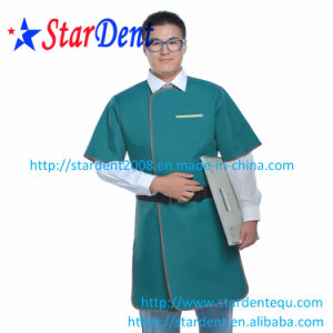 Dental X-ray Lead Rubber Jacket Protective Clothing pictures & photos
