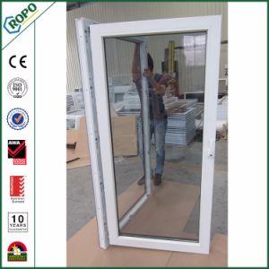 Single Main Door Design, PVC Profile Front Doors Prices pictures & photos