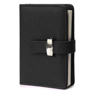Loose Leaf PU Leather Notebook pictures & photos