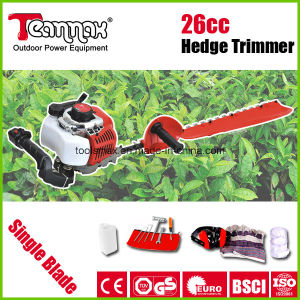 25.4cc General Simple Handheld Power Hedge Trimmer pictures & photos