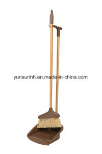 Floor Broom/Brush/Cleaner Set/ Dustpan& Brush Set, Gadren Cleaner Set pictures & photos