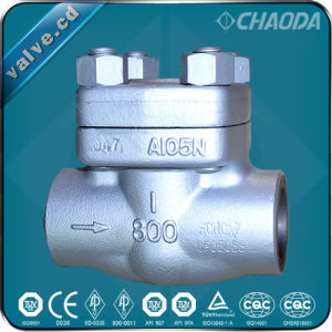API602 Forged Steel Lift Check Valve pictures & photos