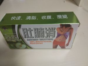Abdomen Smoothing 100% Natural Formula Plant Extract Weight Loss Product