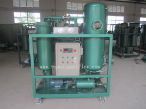 Used Vacuum Lubricant Oil Turbine Oil Purification Equipment (TY-300) pictures & photos