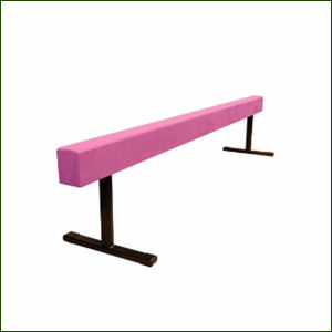 Best Fixed Height Wooden Gymnastics Balance Beam for Training pictures & photos