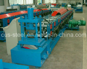 Automatic C Z Steel Plurlin Machine/Cold Roll Forming Machine pictures & photos