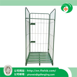The New Wire Mesh Cage for Transportation by Forkfit pictures & photos