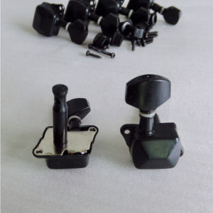 Small Handle Open Style 6r/3+3 Guitar Machine Heads pictures & photos