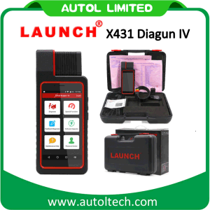 Universal Multi Car Scanner Launch X431 Diagun IV Full System Car Diagnostic Scan Tool Free Online Update X431 Diagun 4 with WiFi Replace Diagun 3 pictures & photos
