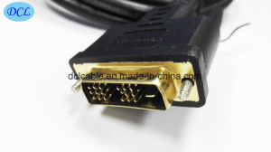 DVI18+1 Male to Male Cable pictures & photos
