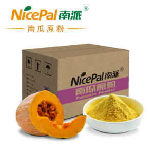 Natural Spray Dried Pumpkin Vegetable Powder / Pumkpin Powder / Pumpkin Ingredient Powder pictures & photos