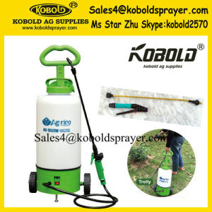 Trolley 12L Battery Garden Knapsack Battery Sprayer pictures & photos