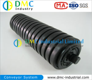 Impact Roller/Impact Idler/Rubber Impact Roller pictures & photos