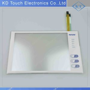 Customized Touch Panel Assemblied with 3 Keys Membrane Switch pictures & photos