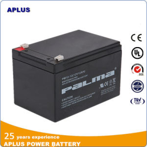 New Arrival Solar Battery 12V 12ah for Backup Use pictures & photos