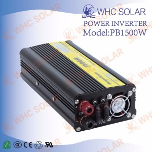 Modified Wave Inverter 1500W for Camping pictures & photos
