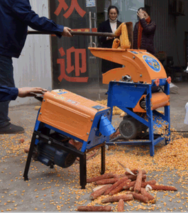 Corn Thresher pictures & photos