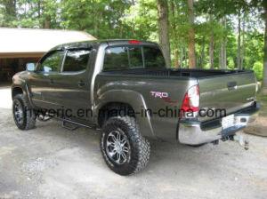 Texture Black Powder Coated Nerf Bar for Toyota Tundra Crew Cab 07-15