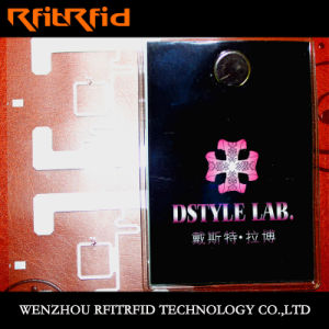 860-960MHz RFID Clothing RFID Tag for Management