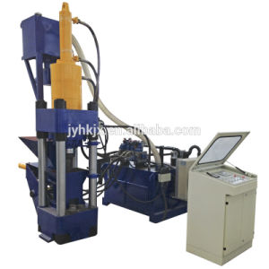Iron/Aluminum/Steel Briquetting Press pictures & photos