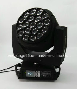 Bee Eye K10 19*15W Zoom LED Moving Head/ Bee Eye LED Moving Head Light pictures & photos