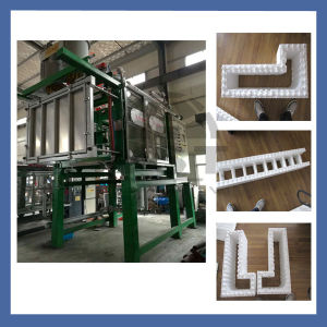 EPS Polystyrene Icf Block Shape Molding Machine for Icf Construction pictures & photos