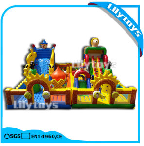 Lilytoys Exciting Extreme Obstacle Course for Kids Race Game (Lilytoys-New-025) pictures & photos