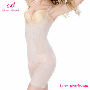 Charming Nude Women′s Body Shapers Waist Trainer pictures & photos